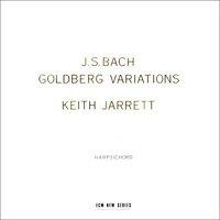 巴哈 德堡變奏曲 大鍵琴 奇斯 傑瑞 Keith Jarrett Bach Goldberg
