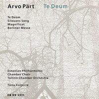 阿爾沃.帕爾特 Arvo Pärt: Te Deum (CD) 【ECM】 - 限時優惠好康折扣