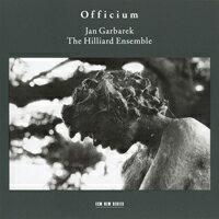 楊.葛伯瑞克/希利亞合唱團:聖禱JanGarbarekHilliardEnsemble:Officium(CD)【ECM】