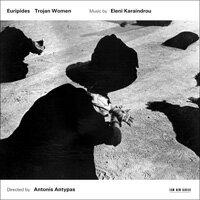 伊蓮妮.卡蘭卓:特洛伊女人 Eleni Karaindrou: Trojan Women (CD) 【ECM】 - 限時優惠好康折扣