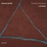 巴哈:郭德堡變奏曲|鋼琴:席夫 Andras Schiff / J. S. Bach: Goldberg Variations (CD) 【ECM】