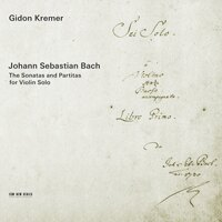 巴哈無伴奏小提琴|小提琴:基頓.克萊曼 J.S. Bach: The Sonatas and Partitas for Violin Solo  (2CD) 【ECM】 - 限時優惠好康折扣