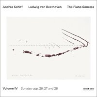 貝多芬鋼琴奏鳴曲集4|鋼琴:席夫 András Schiff / Beethoven: Piano Sonatas Vol.4 (CD) 【ECM】