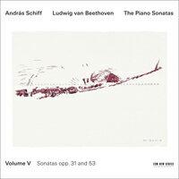 貝多芬鋼琴奏鳴曲集5|鋼琴:席夫 András Schiff / Beethoven: Piano Sonatas Vol.5 (2CD) 【ECM】 - 限時優惠好康折扣