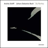 巴哈:六首鋼琴組曲|鋼琴:席夫 Johann Sebastian Bach / Andras Schiff: Six Partitas (2CD) 【ECM】