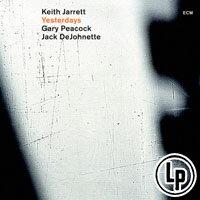 奇斯.傑瑞特三重奏:昨日往事 Keith Jarrett Trio: Yesterdays (2Vinyl LP) 【ECM】 - 限時優惠好康折扣