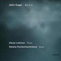 約翰.凱吉 John Cage: As it is (CD) 【ECM】 - 限時優惠好康折扣
