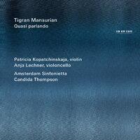 提格蘭.曼修靈:語氣轉折 Tigran Mansurian: Quasi parlando (CD) 【ECM】 - 限時優惠好康折扣