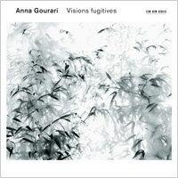 瞬間幻影 鋼琴:安娜.高菈麗 Anna Gourari: Visions fugitives (CD) 【ECM】