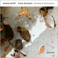 席夫:舒伯特:奏鳴曲&即興曲 András Schiff  /  Franz Schubert: Sonatas & Impromptus (2CD) 【ECM】 - 限時優惠好康折扣