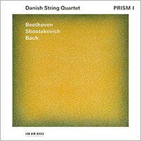 丹麥弦樂四重奏:詩篇Ⅰ Danish String Quartet: Prism I (CD) 【ECM】 - 限時優惠好康折扣