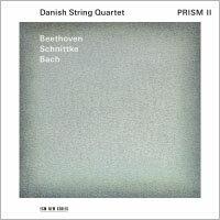 丹麥弦樂四重奏:稜鏡Ⅱ Danish String Quartet: Prism II (CD) 【ECM】 - 限時優惠好康折扣