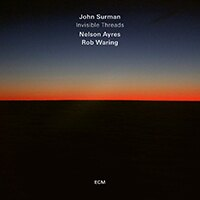 約翰.舒曼:無形的線JohnSurman:InvisibleThread(CD)【ECM】