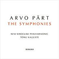 阿爾沃.帕爾特:交響曲全集 Arvo Pärt: The Symphonies (CD) 【ECM】 - 限時優惠好康折扣