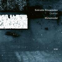 克拉蒂斯.西諾普尤斯四重奏:意在言外 Sokratis Sinopoulos Quartet: Metamodal (CD) 【ECM】 - 限時優惠好康折扣