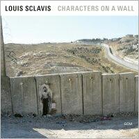 路易.史克拉維斯四重奏:牆上角色 Louis Sclavis Quartet: Characters On A Wall (CD) 【ECM】 - 限時優惠好康折扣