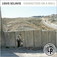 路易.史克拉維斯四重奏:牆上角色 Louis Sclavis Quartet: Characters On A Wall (Vinyl LP) 【ECM】 0