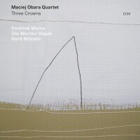 馬奇.歐巴拉四重奏:三冠王 Maciej Obara Quartet: Three Crowns (CD) 【ECM】 - 限時優惠好康折扣