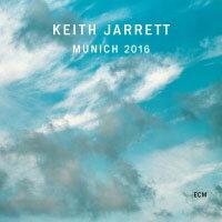奇斯.傑瑞特:2016慕尼黑音樂會 Keith Jarrett: Munich 2016 (2CD) 【ECM】 - 限時優惠好康折扣