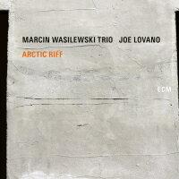 馬爾辛.瓦西拉斯基三重奏/喬.洛瓦諾:北極即興 Marcin Wasilewski Trio  /  Joe Lovano: Arctic Riff (CD) 【ECM】 - 限時優惠好康折扣