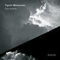 璀璨-提格蘭.曼修靈的室內音樂 Con Anima- Chamber Music By Tigran Mansurian (CD) 【ECM】