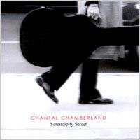 香朵:驚喜街頭 Chantal Chamberland: Serendipity Street (CD) 【Evosound】 - 限時優惠好康折扣
