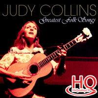 茱蒂.柯林斯:民謠經典 Judy Collins: Greatest Folk Songs (HQCD) 【Evosound】 - 限時優惠好康折扣
