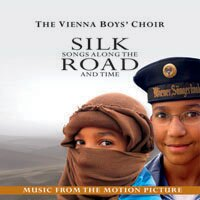 維也納少年合唱團:絲路 時光漫步之旅 Vienna Boys' Choir: Silk Songs Along The Road And Time (CD) 【Evosound】