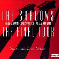 影子樂團:最後巡迴演唱會 The Shadows: The Final Tour (CD+DVD) 【Evosound】 - 限時優惠好康折扣