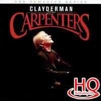 理查.克萊德門:最愛木匠兄妹 Richard Clayderman: Plays Carpenters (HQCD) 【Evosound】 - 限時優惠好康折扣