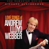 理查.克萊德門:安德魯洛伊韋柏情歌精選 Richard Clayderman: Love Songs of Andrew Lloyd Webber (CD) 【Evosound】 - 限時優惠好康折扣