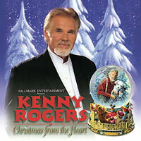 肯尼.羅傑斯:真心耶誕情 Kenny Rogers: Christmas From the Heart (CD) 【Evosound】