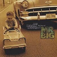 大人物合唱團:大到最高點 精選集 Mr. Big: Big Bigger Biggest ~ Greatest Hits (CD) 【Evosound】 - 限時優惠好康折扣