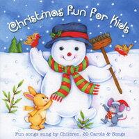兒童的繽紛聖誕 V.A: Christmas Fun for Kids (CD) 【Evosound】 - 限時優惠好康折扣