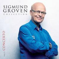 西格蒙.葛洛文:協奏曲 Sigmund Groven Collection: Vol. 3 - Concerto (CD) 【Grappa】 - 限時優惠好康折扣