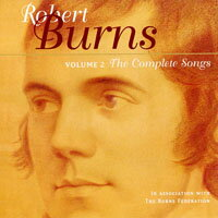 伯恩斯歌曲全集第二集 The Complete Songs Of Robert Burns Volume 2 (CD)【LINN】