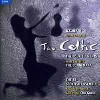 BT蘇格蘭室內樂團:烙印協奏曲 BT Scottish Ensemble: The Celtic (CD)【LINN】