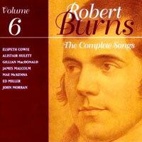 伯恩斯歌曲全集第六集TheCompleteSongsOfRobertBurnsVolume6(CD)【LINN】