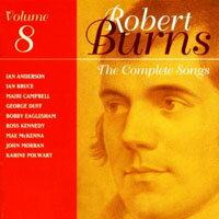 伯恩斯歌曲全集第八集 The Complete Songs Of Robert Burns Volume 8 (CD)【LINN】
