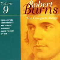 伯恩斯歌曲全集第九集 The Complete Songs Of Robert Burns Volume 9 (CD)【LINN】