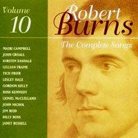 伯恩斯歌曲全集第十集 The Complete Songs Of Robert Burns Volume 10 (CD)【LINN】