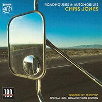 克利斯.瓊斯:路邊小屋與汽車 Chris Jones: Roadhouses & Automobiles (45 RPM - 2Vinyl LP) 【Stockfisch】 - 限時優惠好康折扣