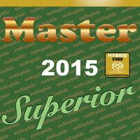 Master發燒碟2015 Master Superior Audiophile 2015 (SACD) 【Master】 - 限時優惠好康折扣