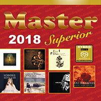 Master發燒碟2018 Master Superior Audiophile 2018 (SACD) 【Master】 - 限時優惠好康折扣