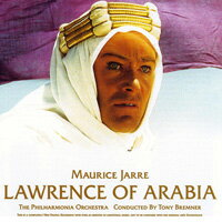阿拉伯的勞倫斯 電影配樂 Lawrence Of Arabia  (HDCD) 【Silva Screen】