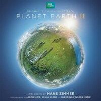 漢斯.季默:行星地球2 電視原聲帶 Planet Earth II - Original Television Soundtrack (2CD) 【Silva Screen】