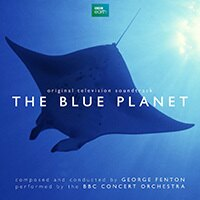 喬治.芬頓:藍色星球電視原聲帶TheBluePlanet-OriginalTelevisionSoundtrack(CD)【SilvaScreen】