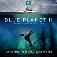 漢斯.季默:藍色星球2 電視原聲帶 Blue Planet II - Original Television Soundtrack (CD) 【Silva Screen】 - 限時優惠好康折扣
