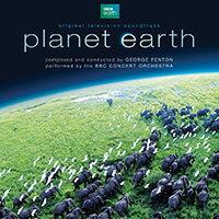 喬治.芬頓:地球脈動 電視原聲帶 Planet Earth - Original Television Soundtrack (2CD) 【Silva Screen】