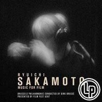 坂本龍一電影配樂全紀錄 Ryuichi Sakamoto: Music For Film (2Vinyl LP) 【Silva Screen】 0